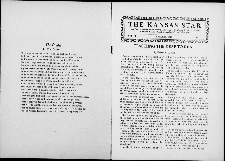 The Kansas Star, volume 51, number 11 - Inside cover-1