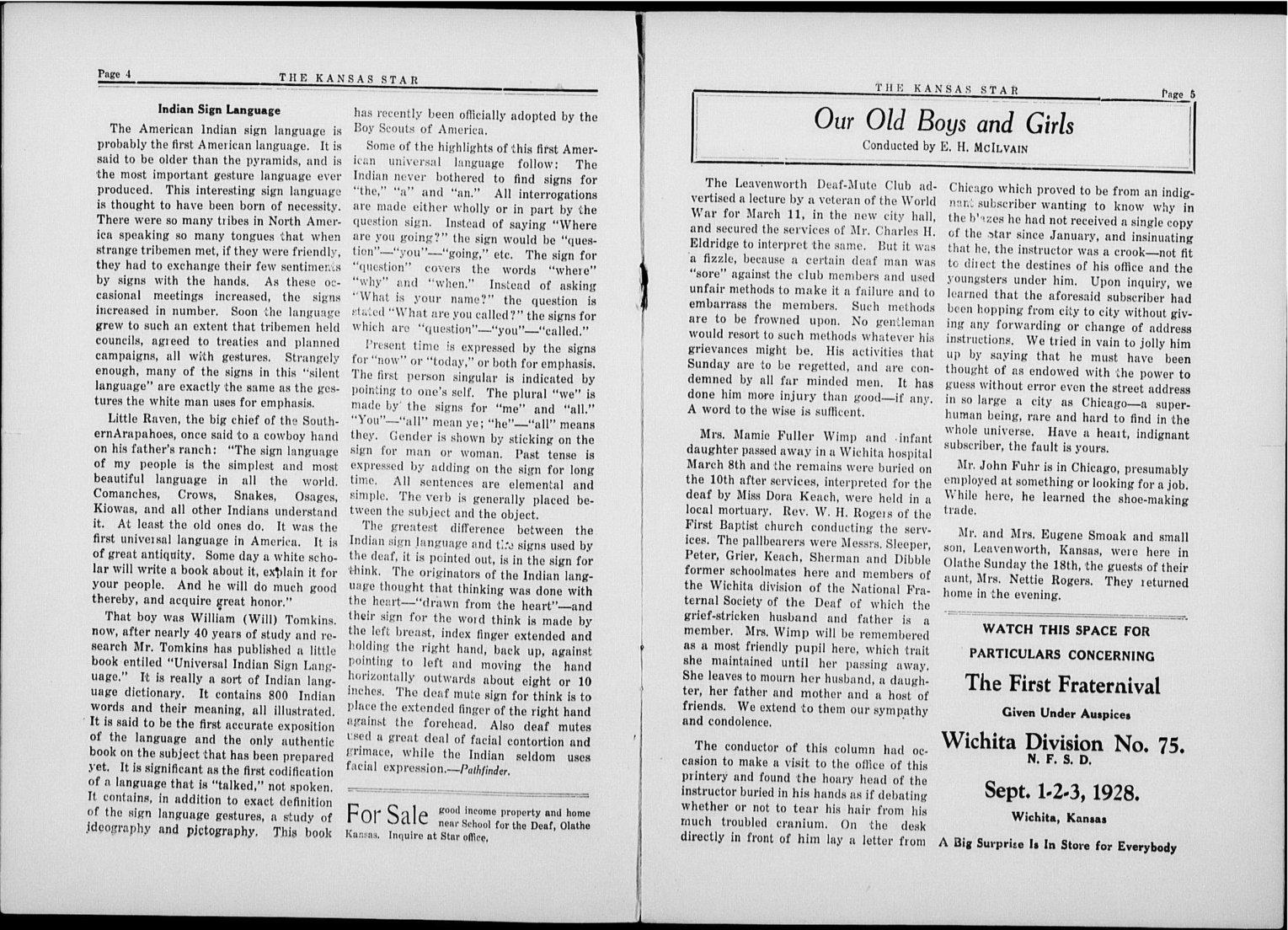 The Kansas Star, volume 51, number 11 - 4-5