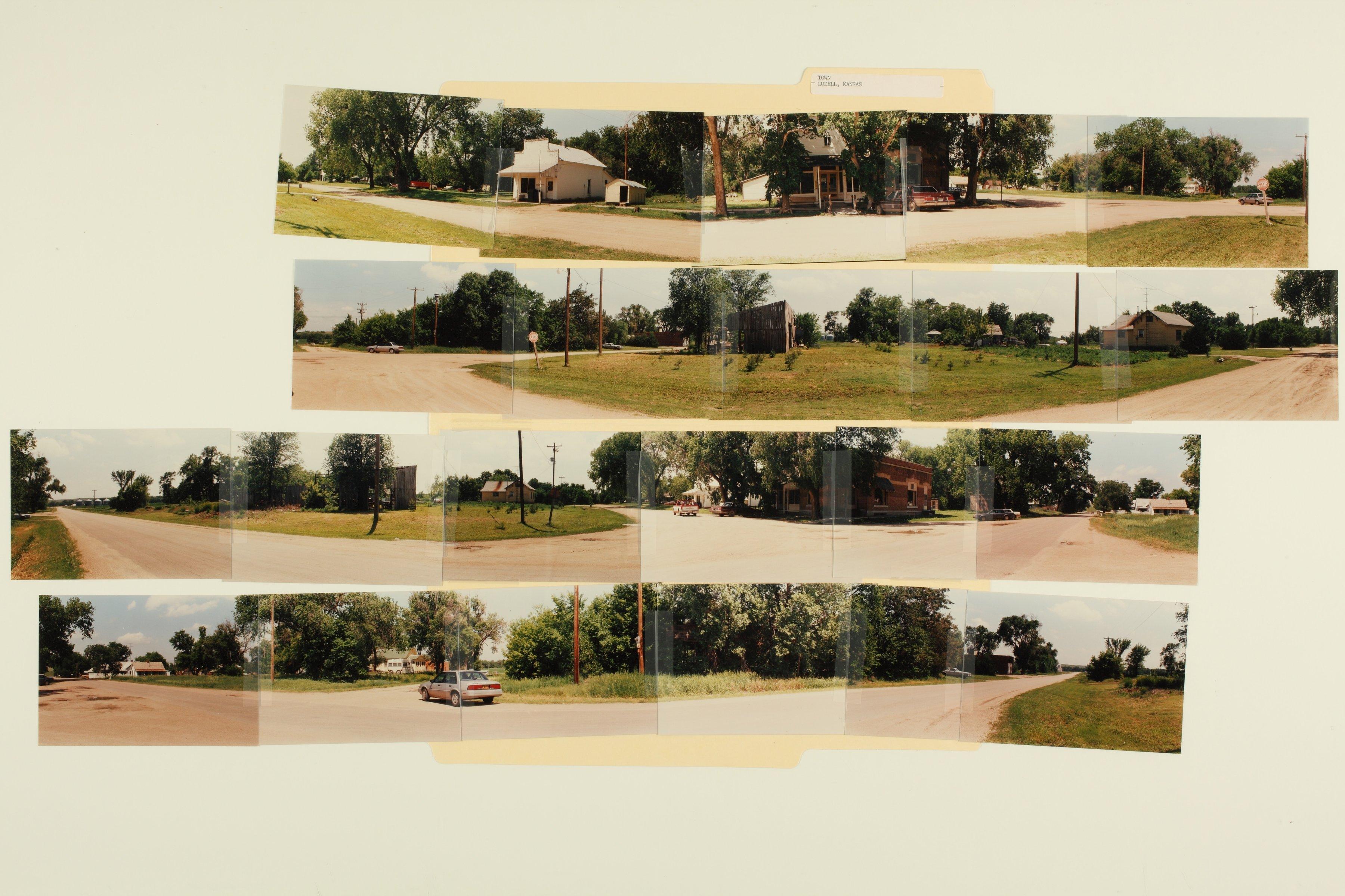 Kansas Film Commission site photographs, towns Leavenworth-Norway - 7