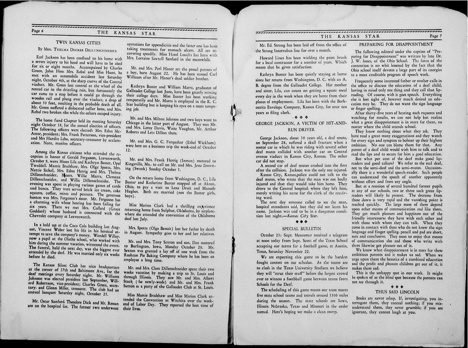 The Kansas Star, volume 44, number 2 - 6-7