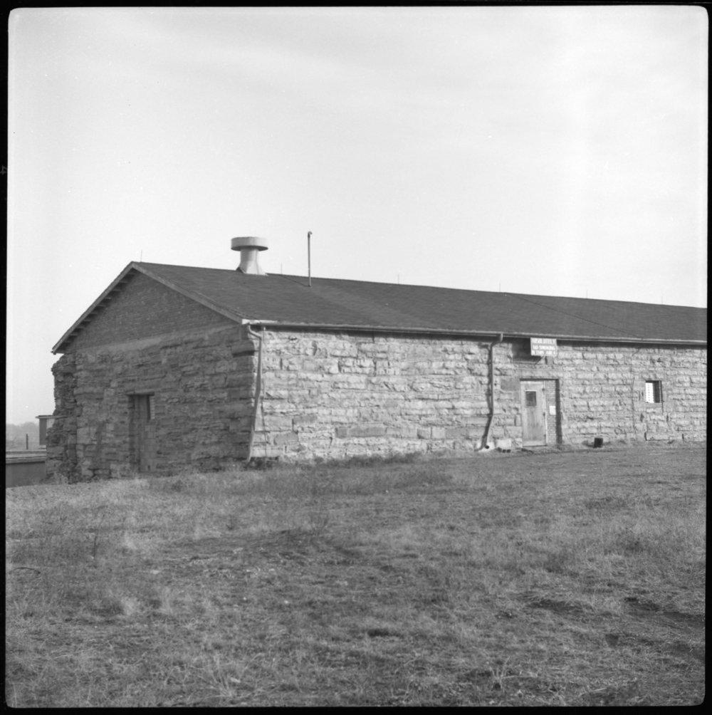 Oklahoma jail at the Kansas State Penitentiary in Lansing, Kansas