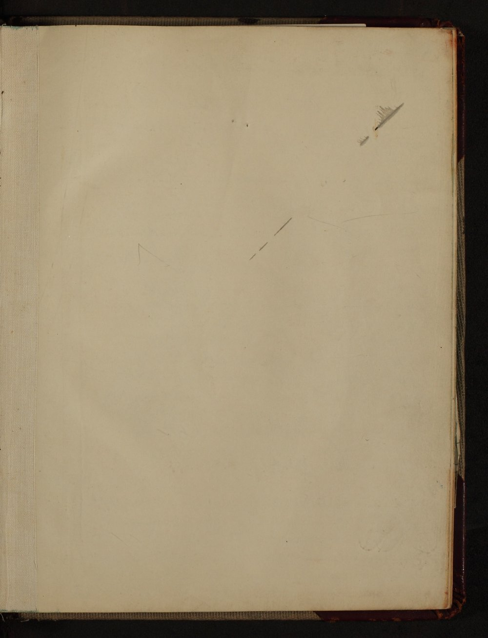 Woman's Christian Temperance Union, Second Kansas District - Facing Inside Front Cover