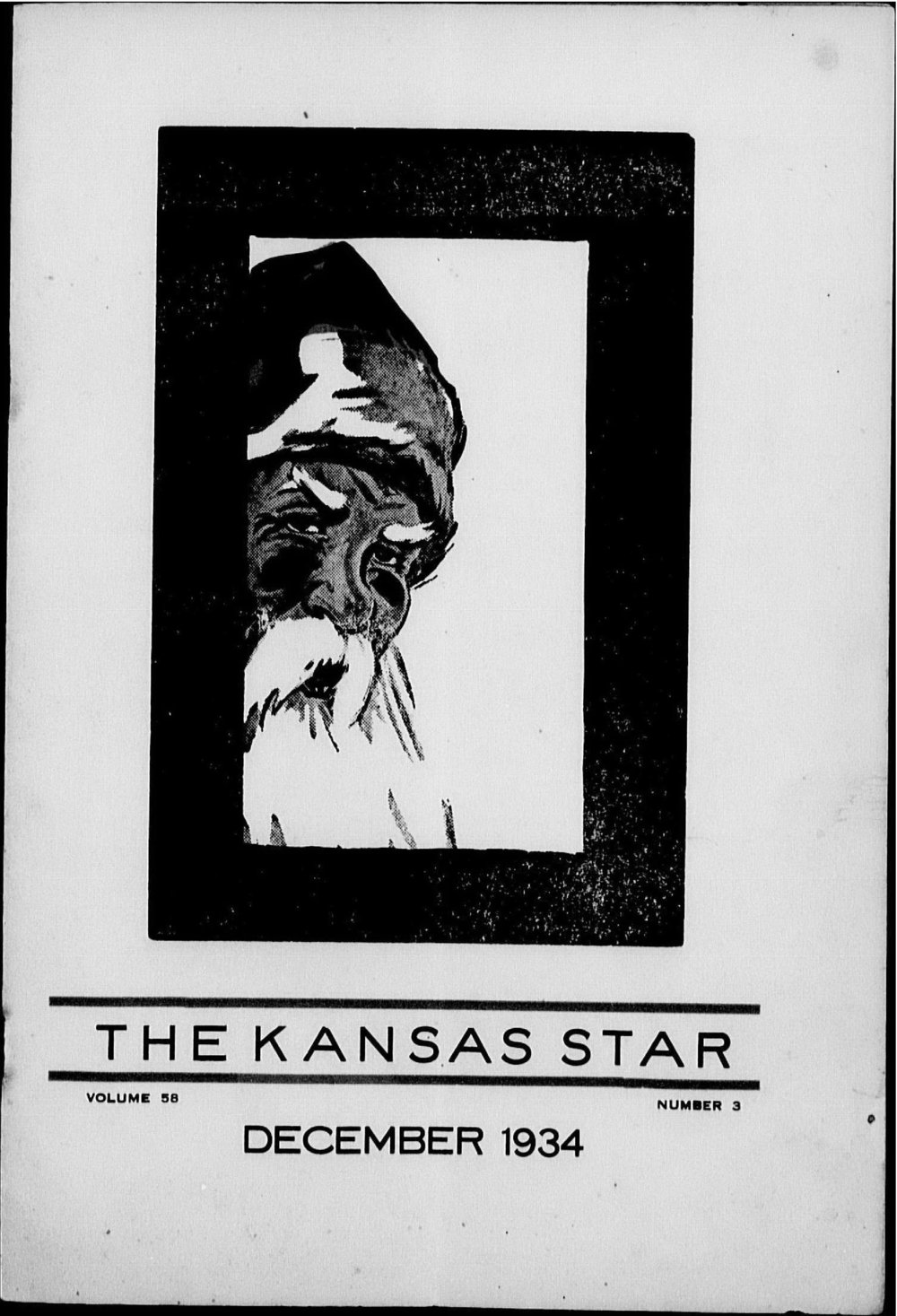 The Kansas Star, volume 58, number 3 - Front cover
