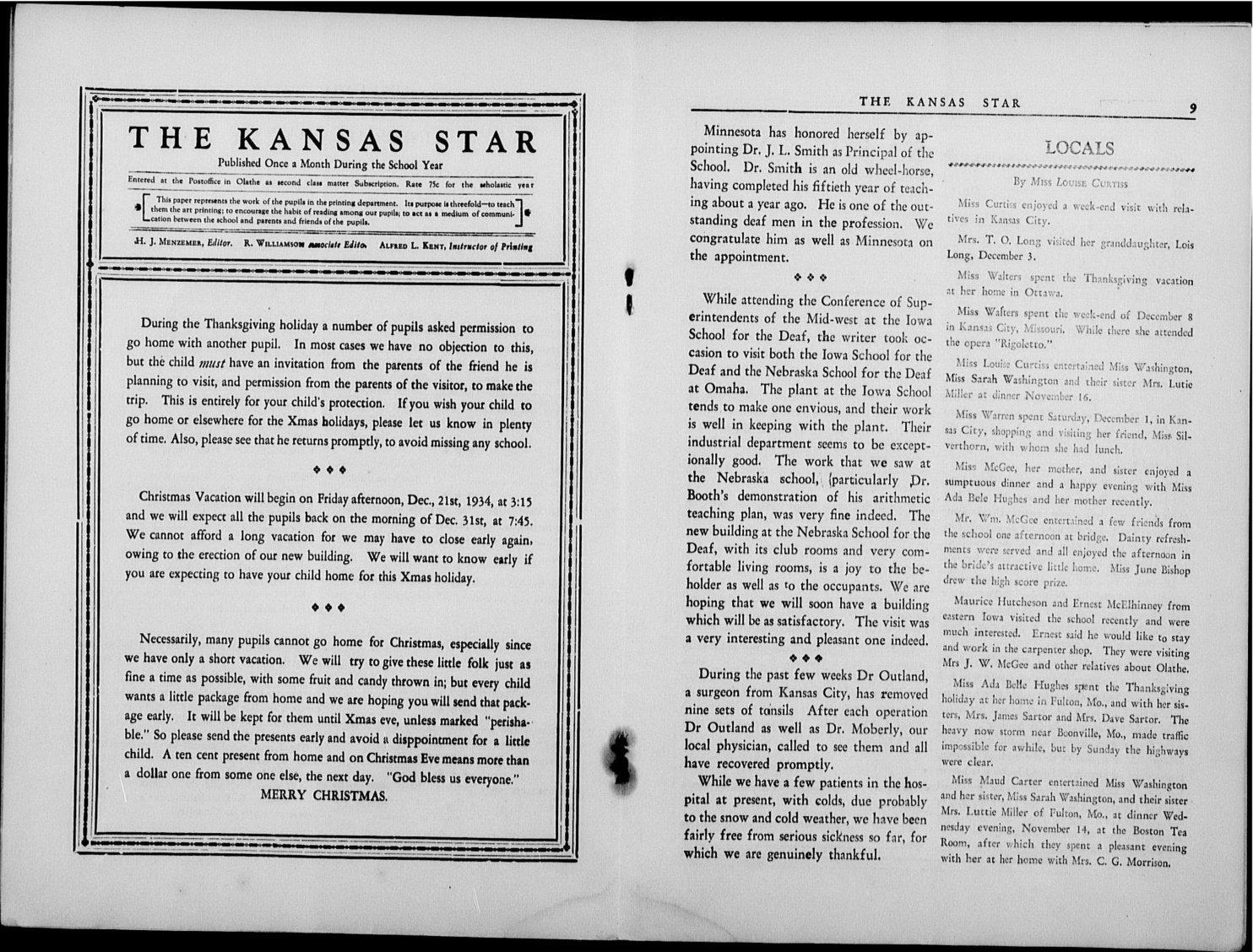 The Kansas Star, volume 58, number 3 - 8-9