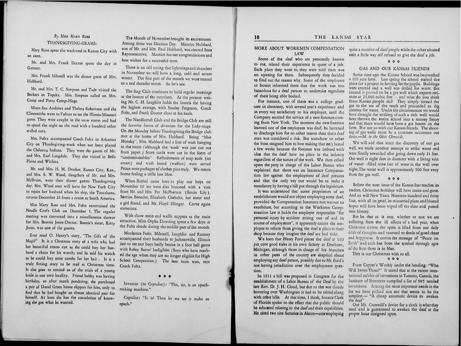 The Kansas Star, volume 58, number 3 - Not numbered-10