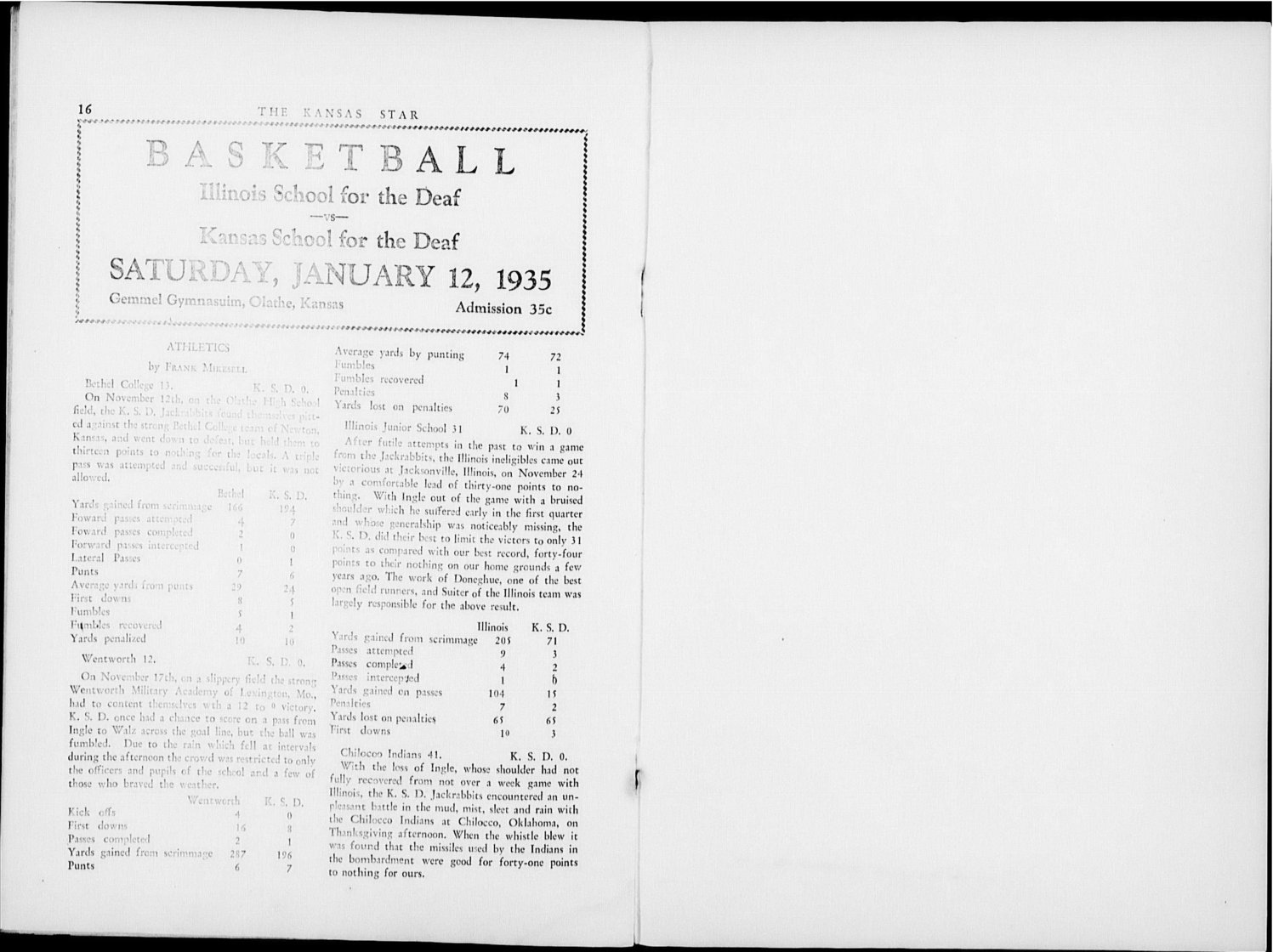 The Kansas Star, volume 58, number 3 - 16-Blank
