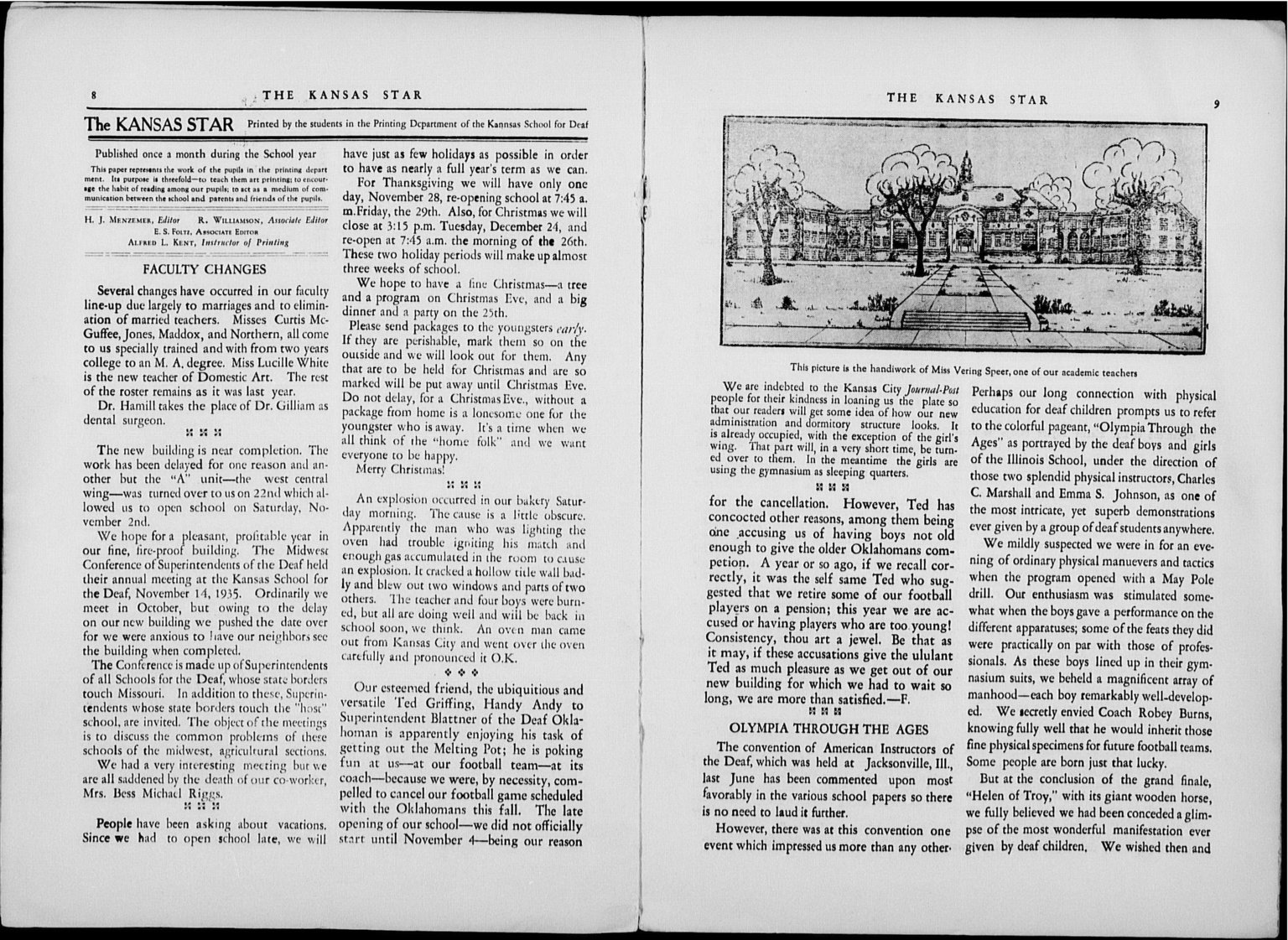 The Kansas Star, volume 50, number 1 - 8-9