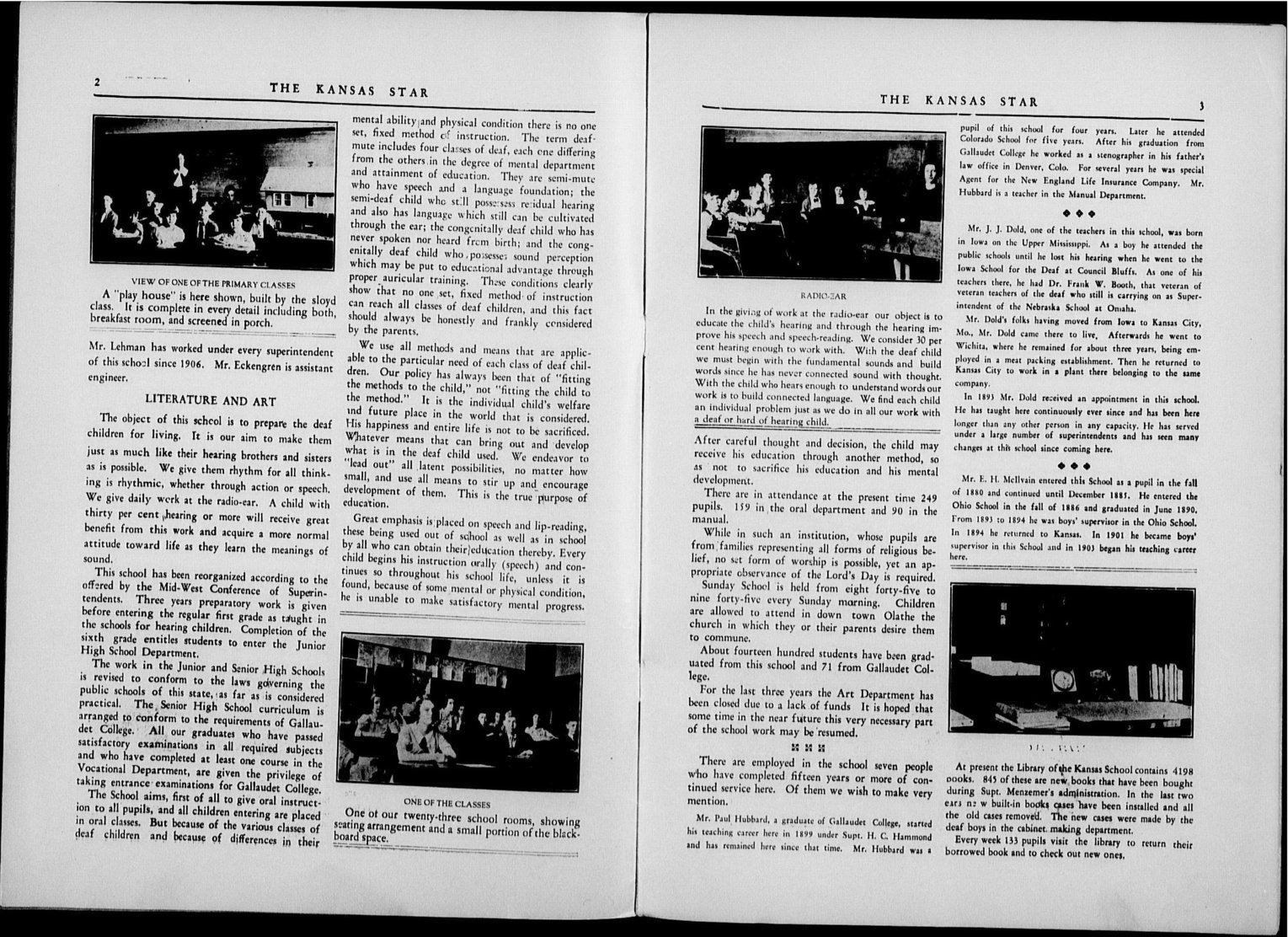 The Kansas Star, volume 50, number 5 - 2-3