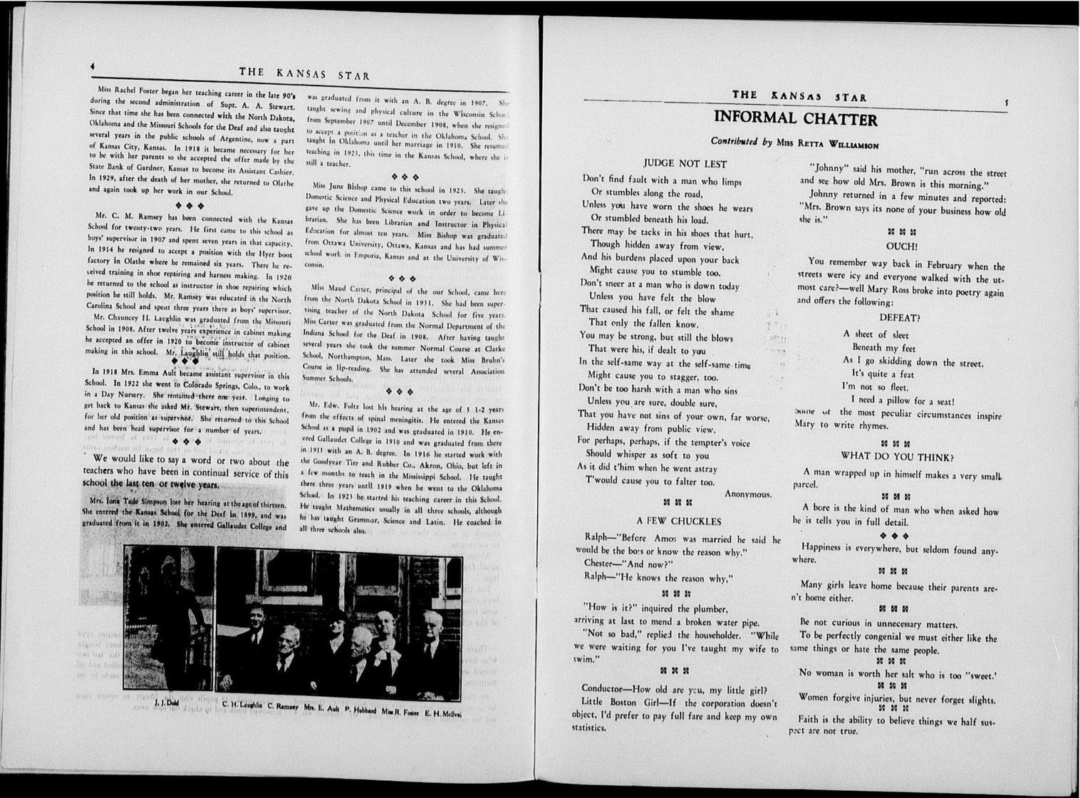 The Kansas Star, volume 50, number 5 - 4-5