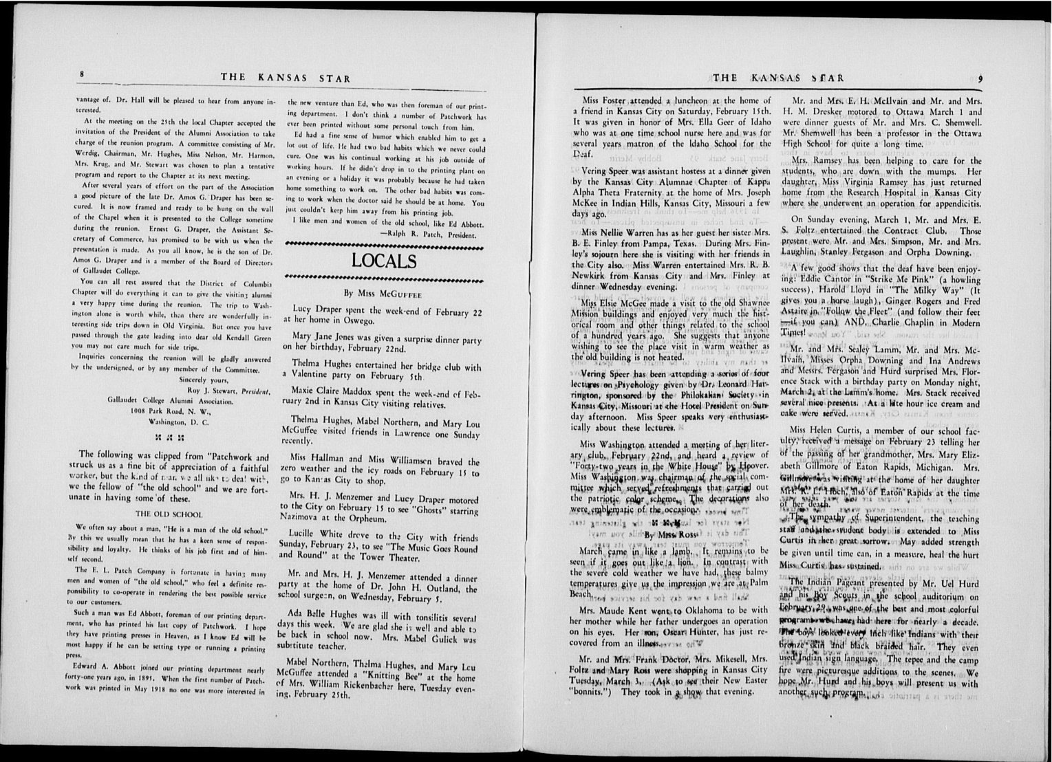 The Kansas Star, volume 50, number 5 - 8-9