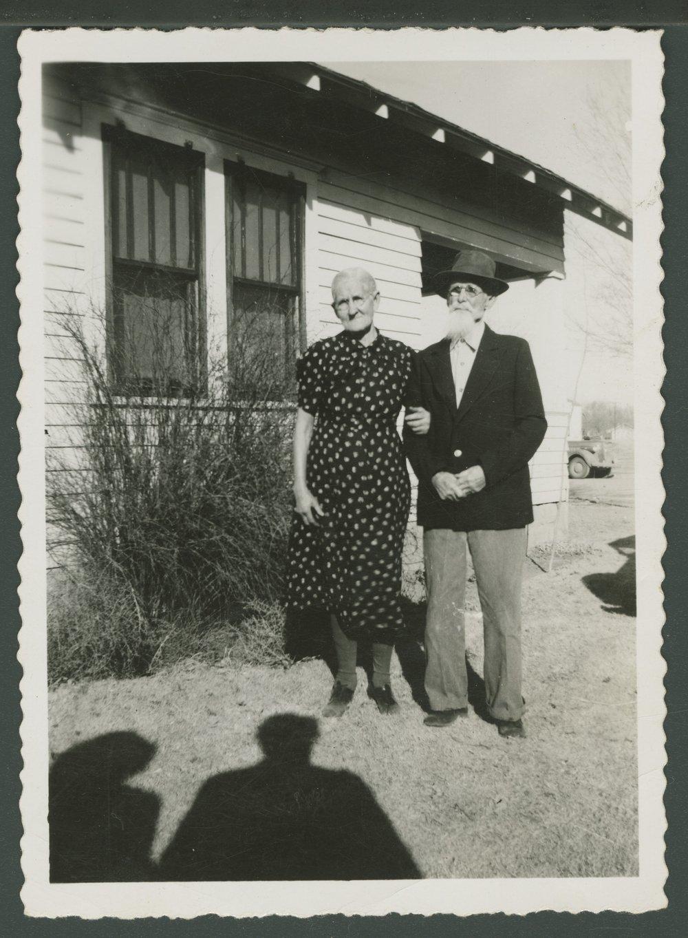 Alexander and Allie McCoid, Liberal, Kansas