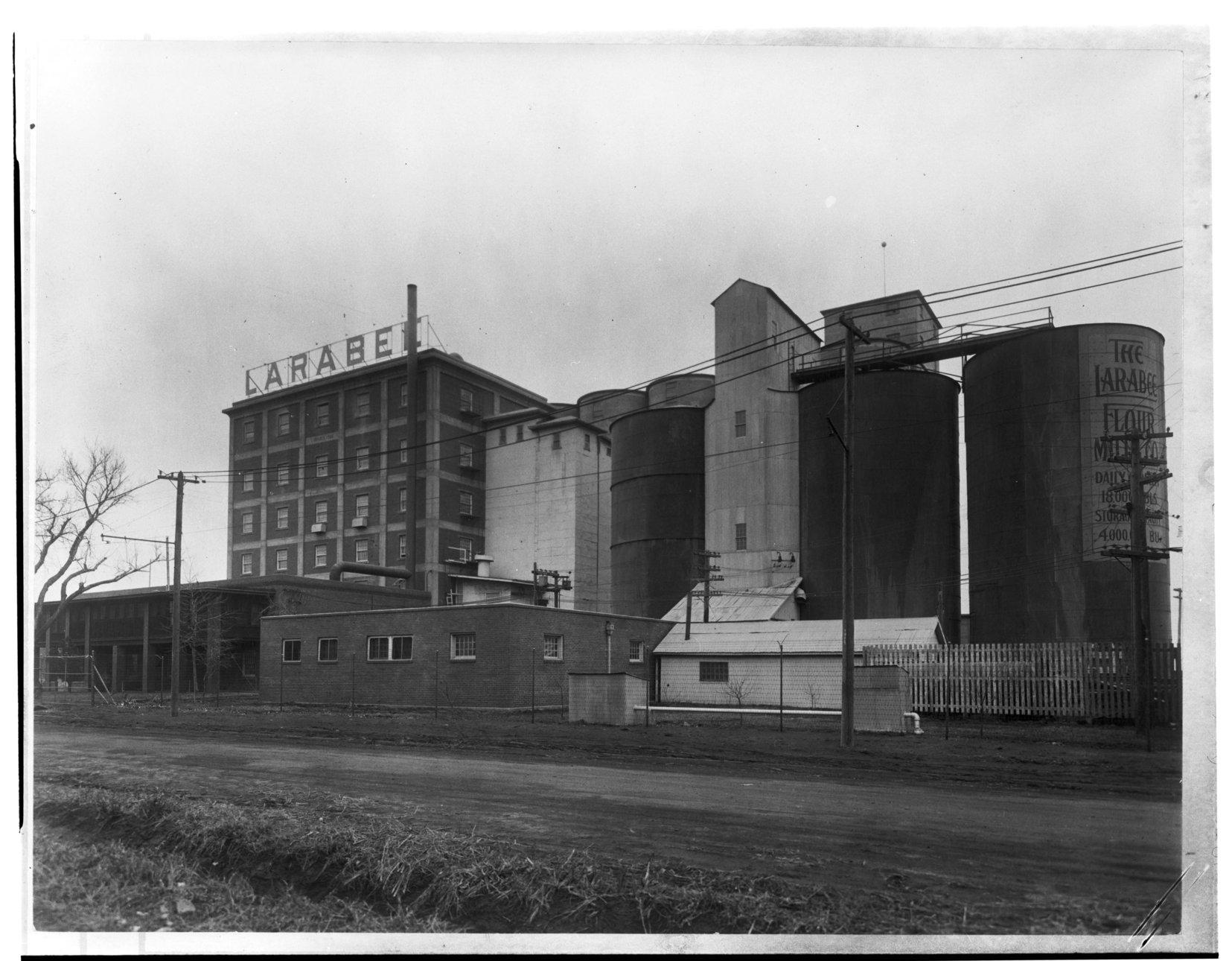 Larabee Flour Mill Company, Hutchinson, Kansas