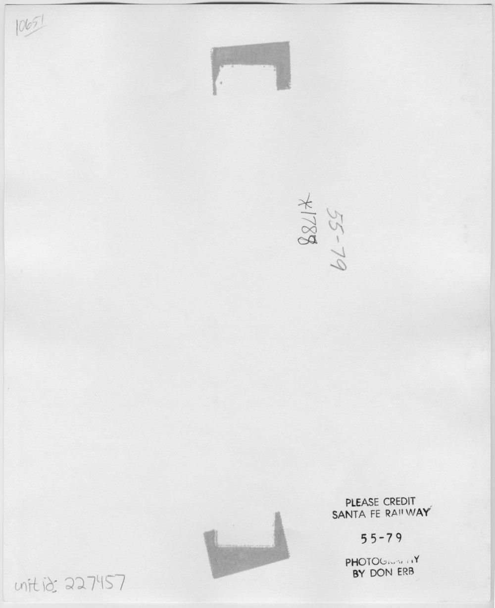 Atchison, Topeka & Santa Fe Railway Company's box car no. 13247 - 2