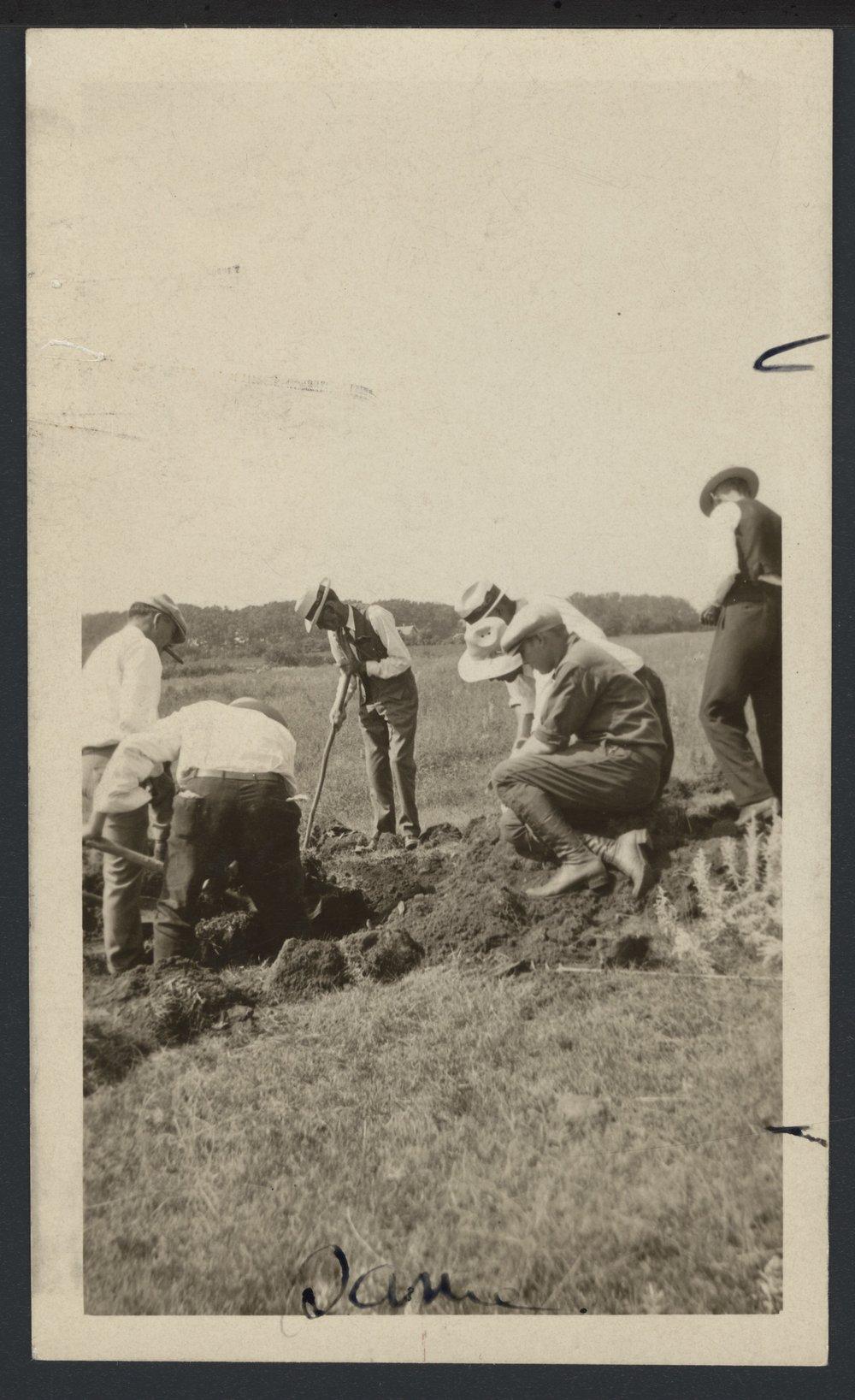 Zimmerman Park Expedition, Rice County, Kansas - *11