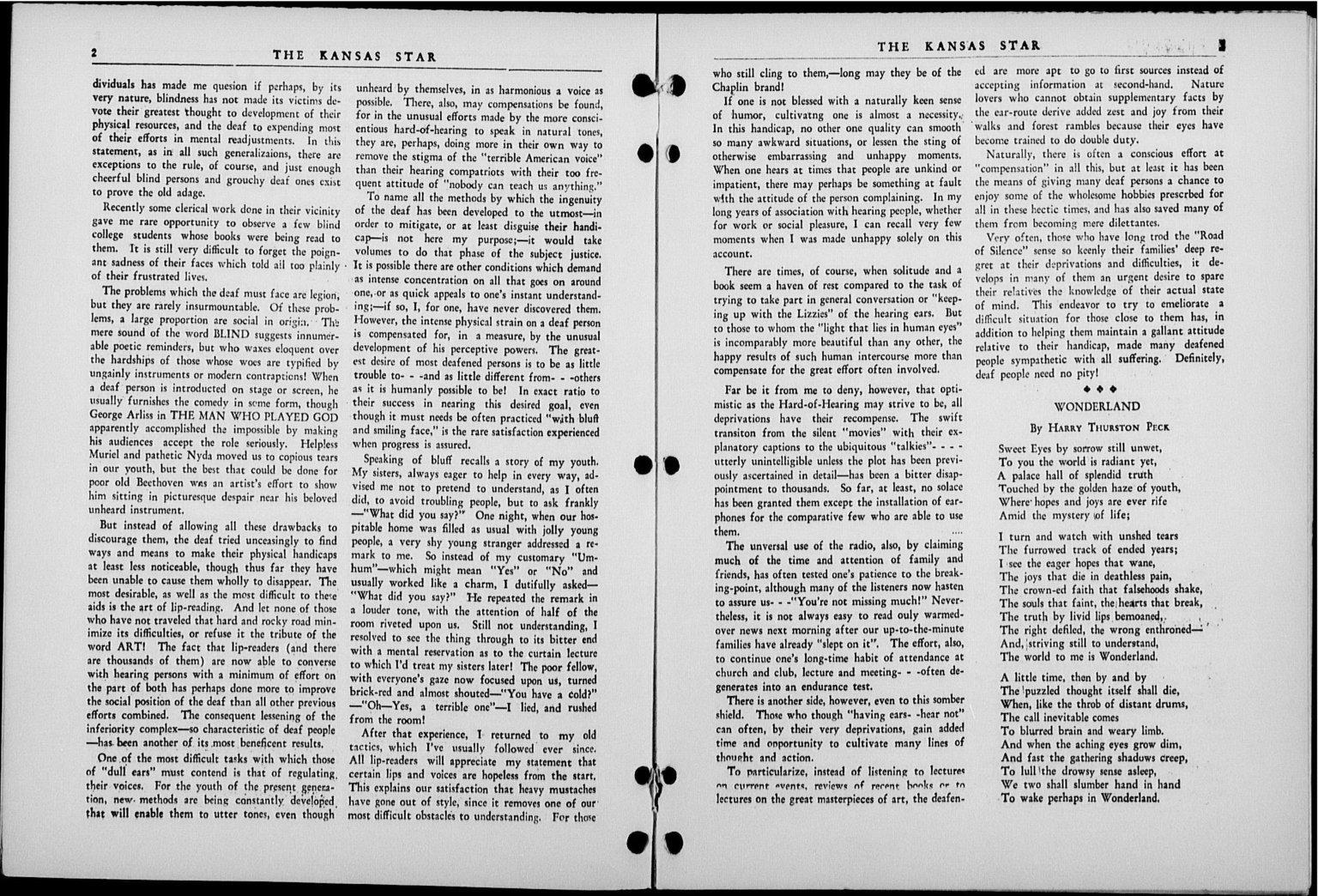 The Kansas Star, volume 51, number 7 - 2-3