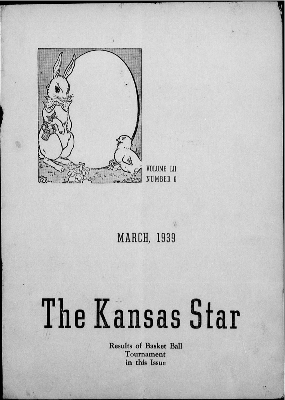 The Kansas Star, volume 52, number 6 - Front cover