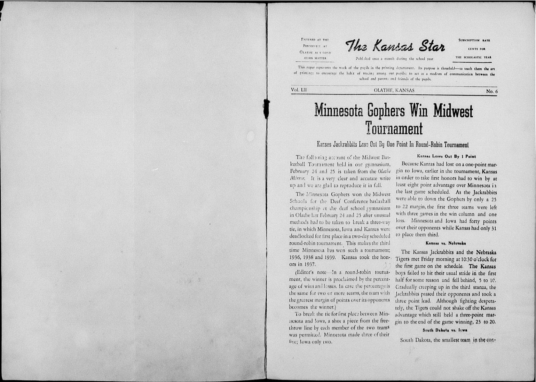The Kansas Star, volume 52, number 6 - Inside cover-1