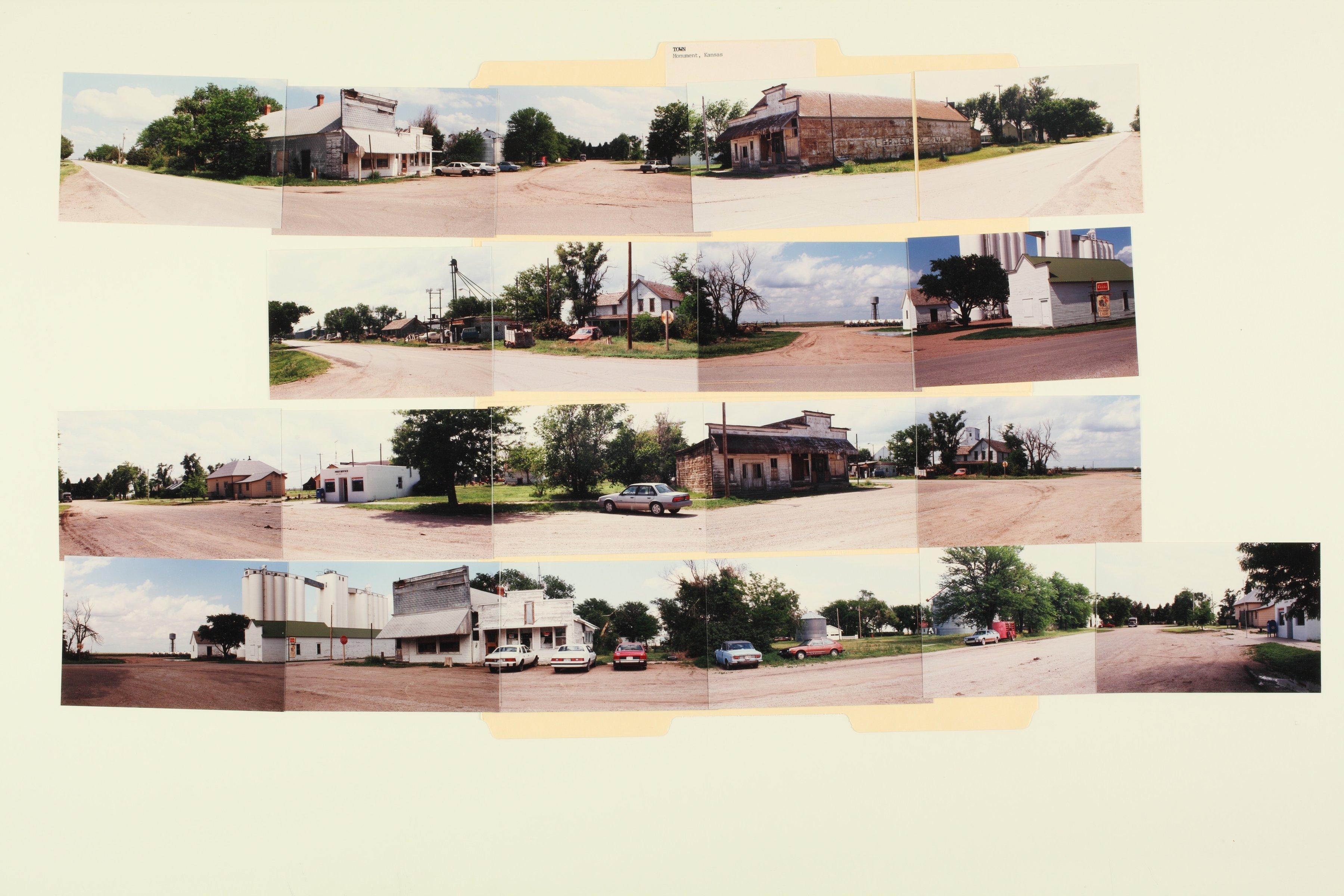 Kansas Film Commission site photographs, towns Leavenworth-Norway - 220