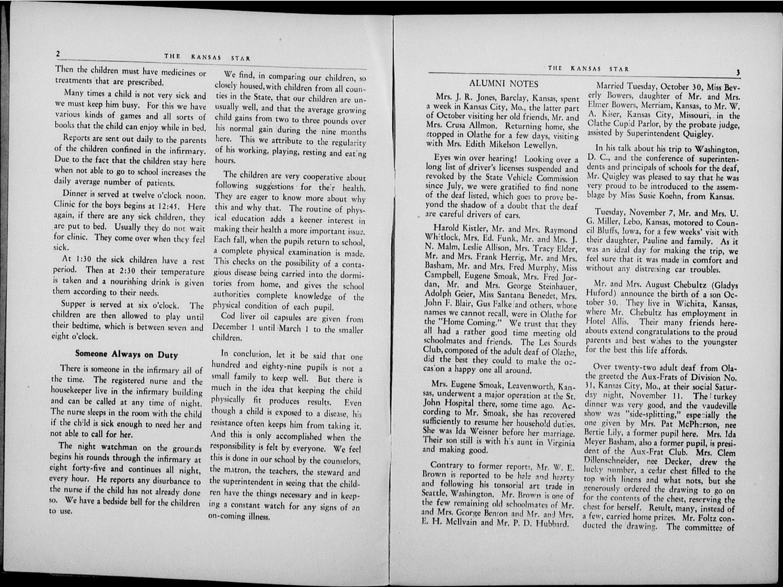 The Kansas Star, volume 54, number 4 - 2-3