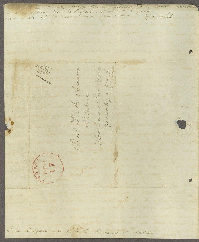 Louisa E. White to Lewis Allen Alderson - 24