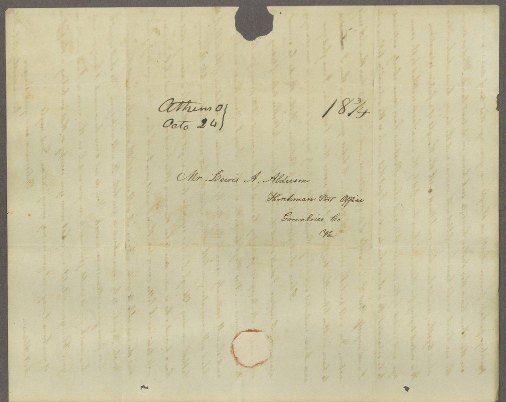 Belinda C. Miles to Lewis Allen Alderson - 4