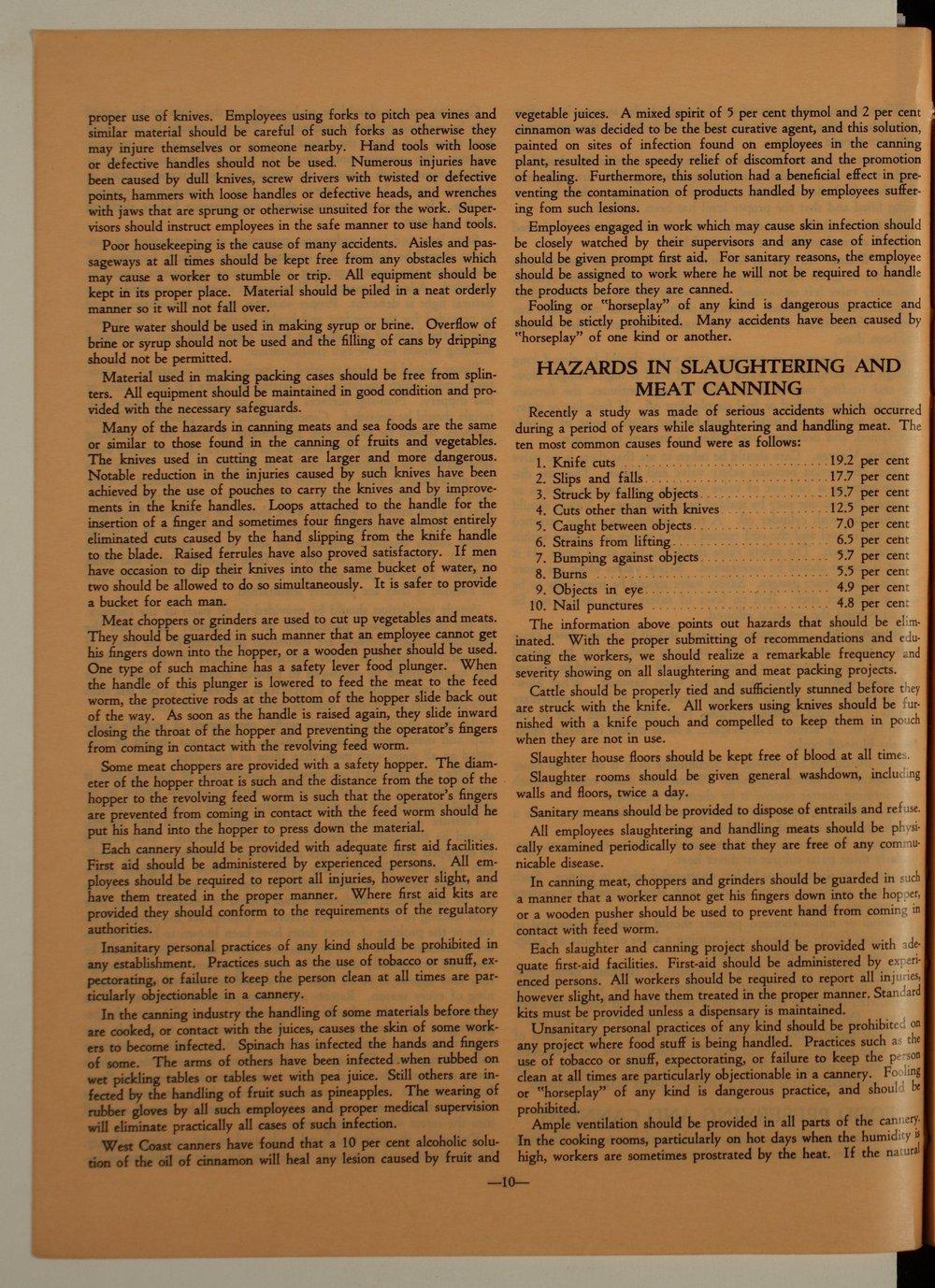 Kansas Emergency Relief Committee, bulletin 105 - 10