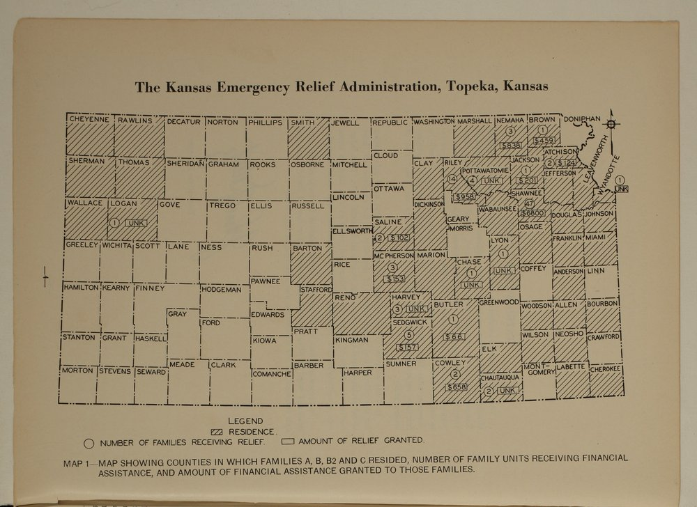 Kansas Emergency Relief Committee, bulletin 167 - 4