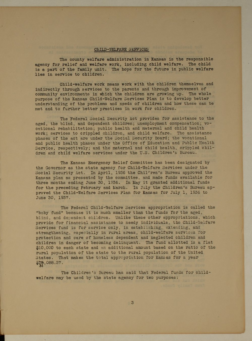 Kansas Emergency Relief Committee, bulletin 366 - 4