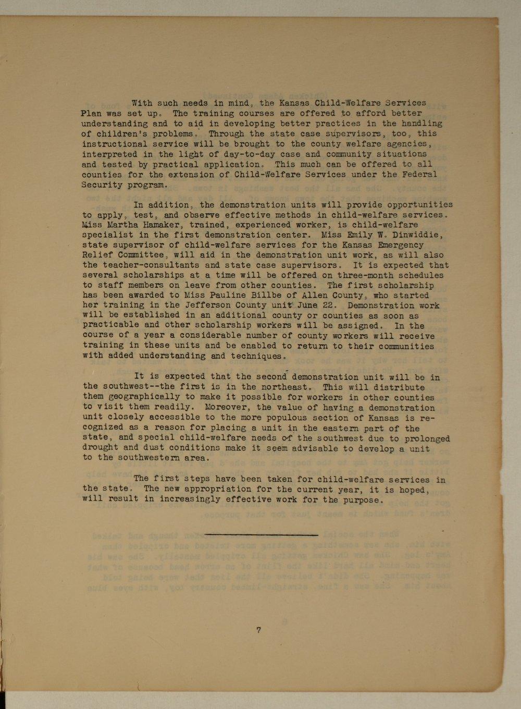 Kansas Emergency Relief Committee, bulletin 366 - 8