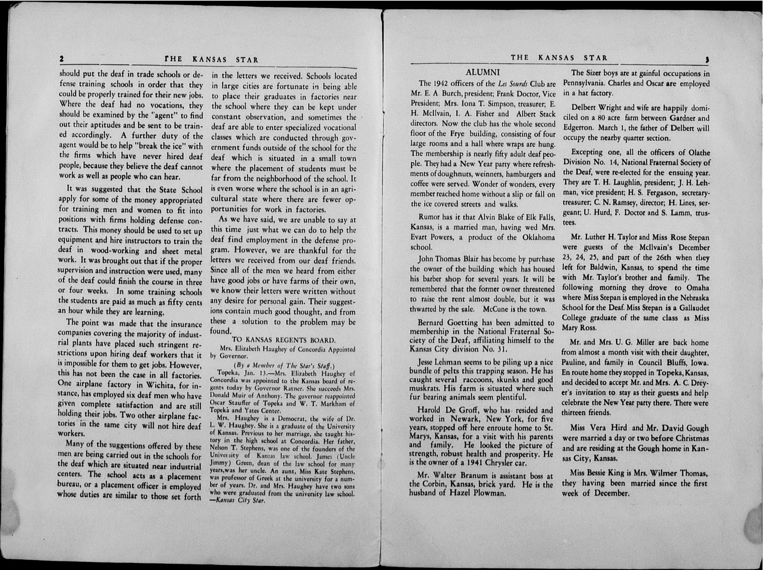 The Kansas Star, volume 56, number 5 - 2-3