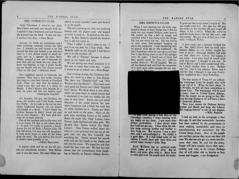 The Kansas Star, volume 56, number 5 - 4-5