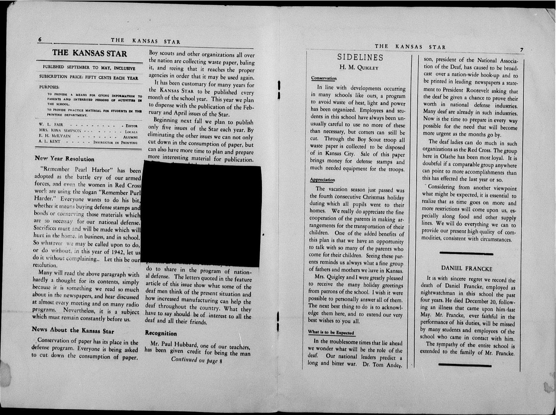 The Kansas Star, volume 56, number 5 - 6-7