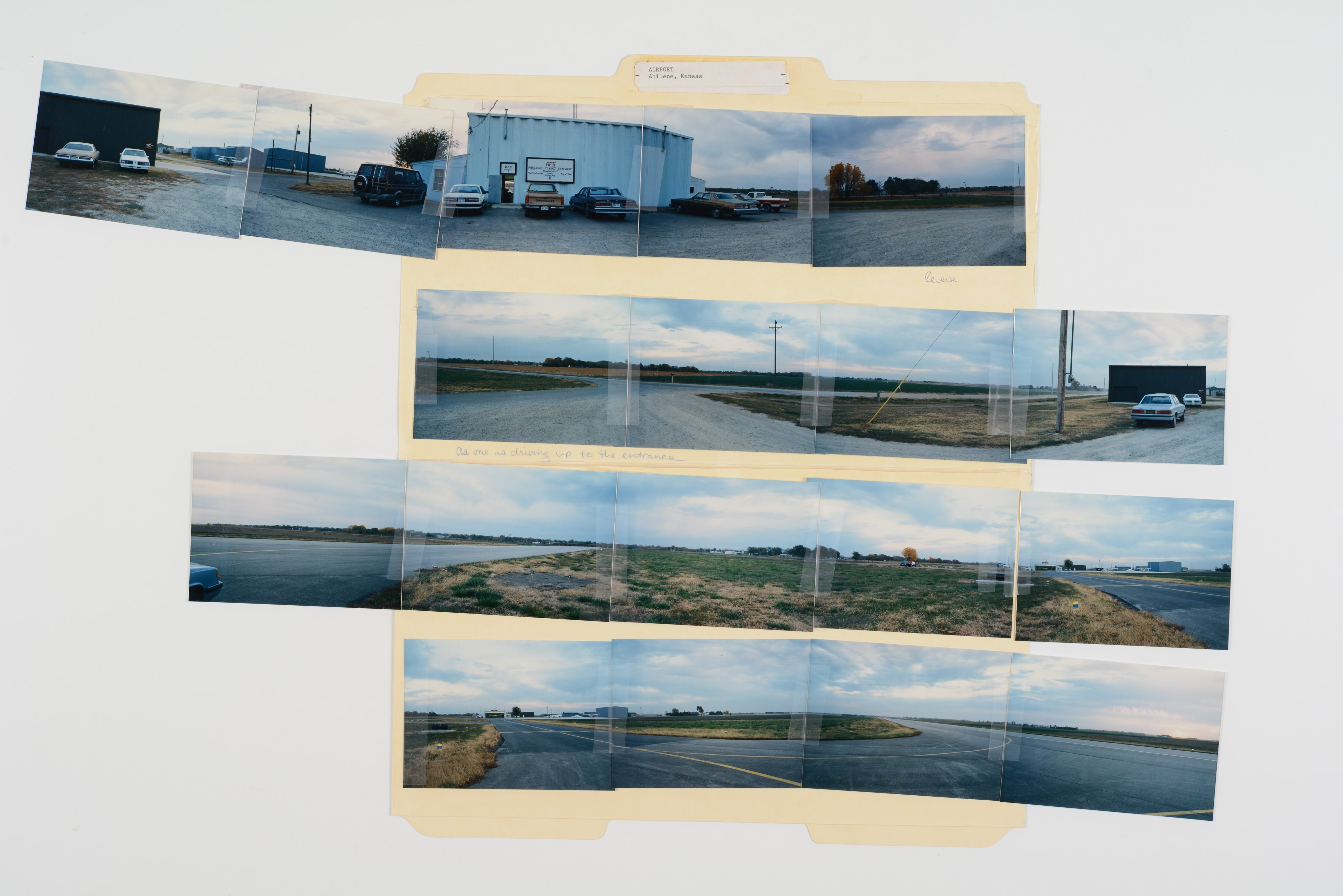 Kansas Film Commission site photographs, subjects airports - attractions - 3
