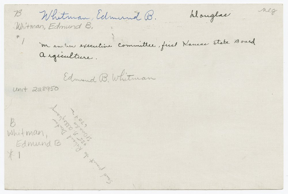 Edmund Burke Whitman - 2