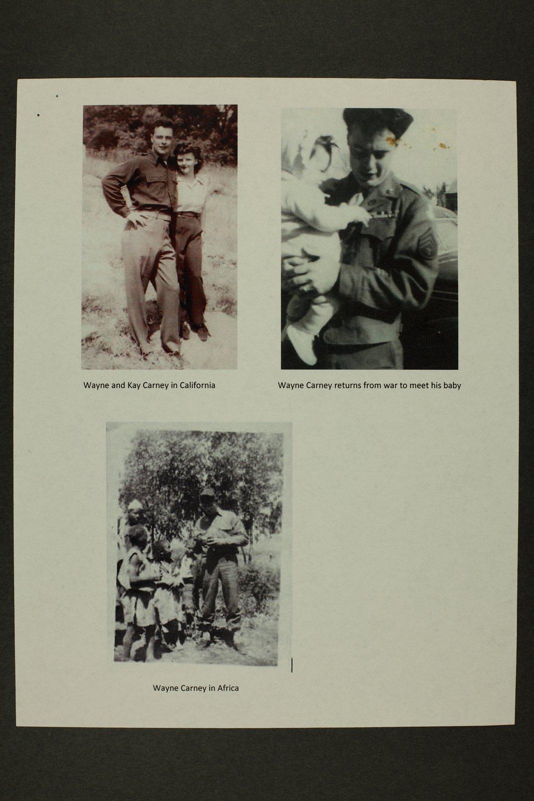 Kathleen Carney interview, WWII oral history, Lewis, Kansas - 15
