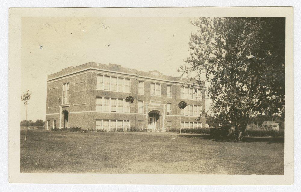 Perry Rural High School in Perry, Kansas - 1