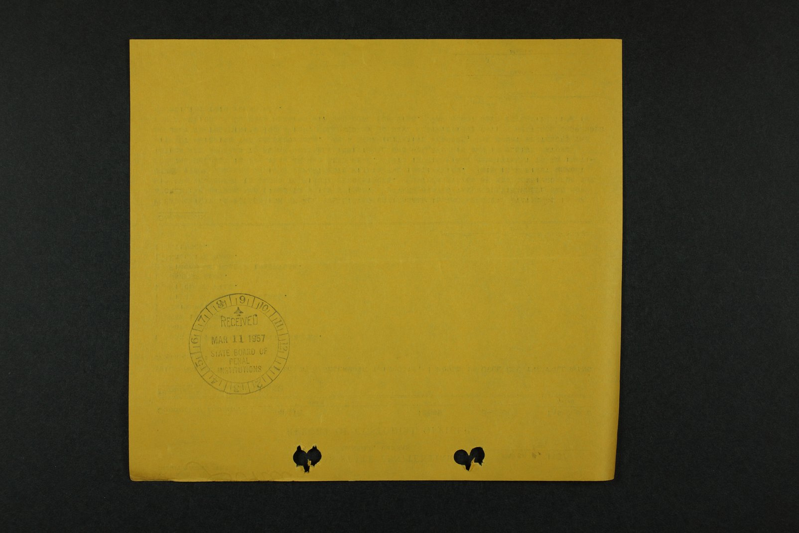 Perry Edward Smith inmate case file - 8
