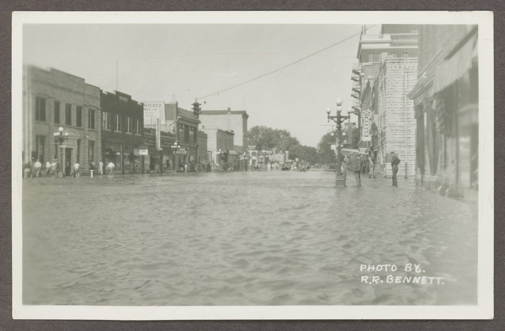 Flood scenes in Manhattan, Kansas - 2