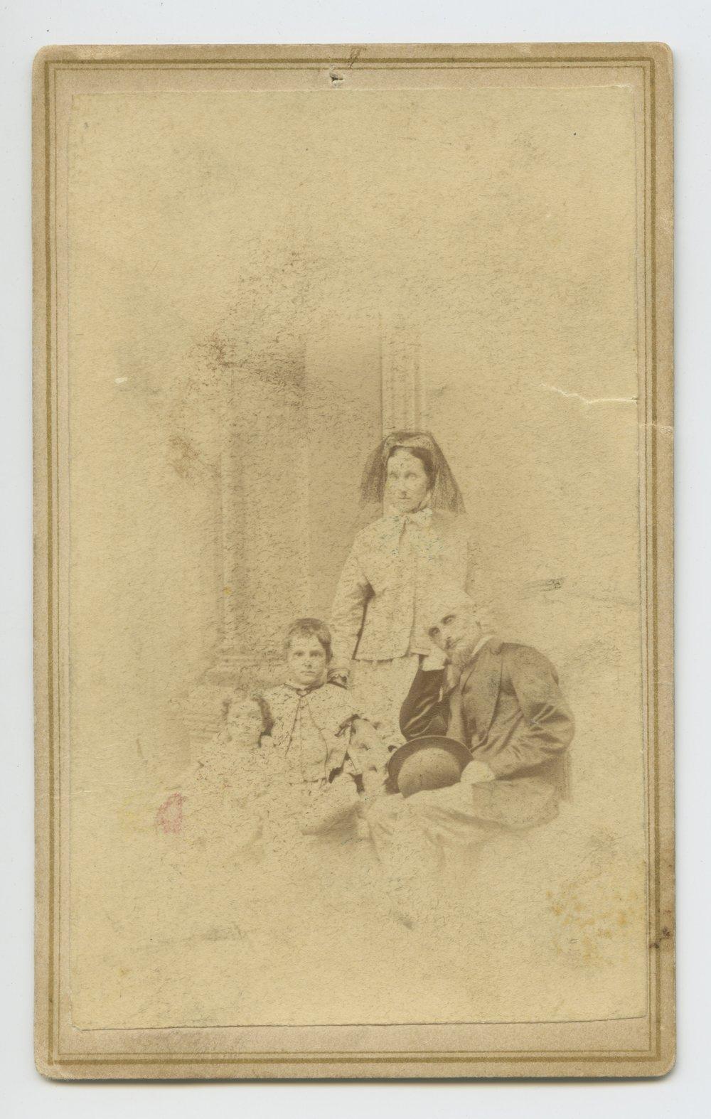 Henry Worrall family - 1