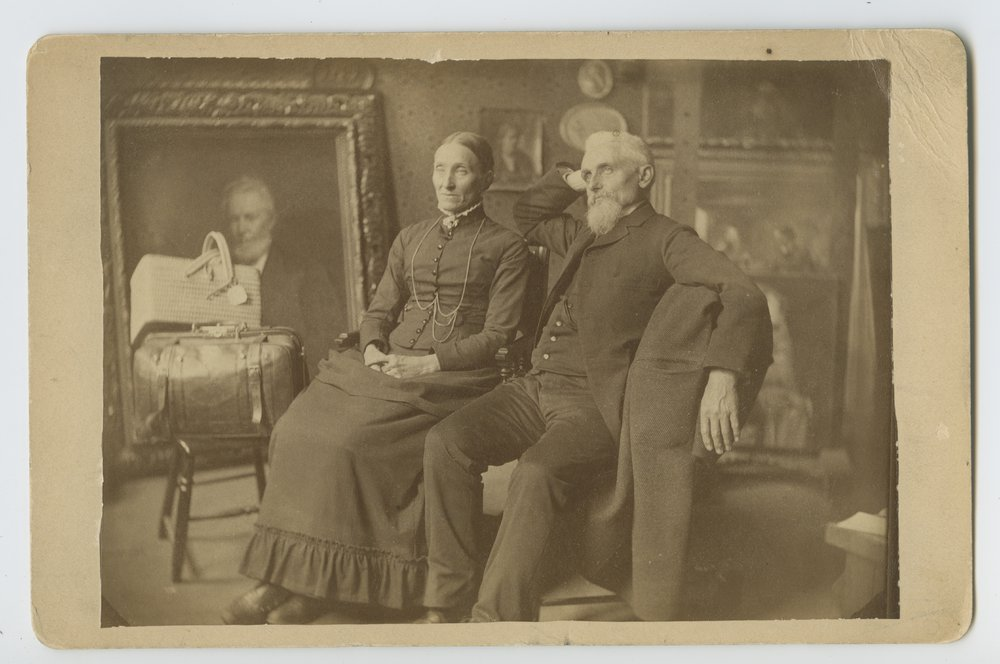 Henry and Mary Worrall - 1