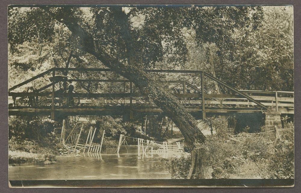 Bridge near Baxter Springs, Kansas - 1