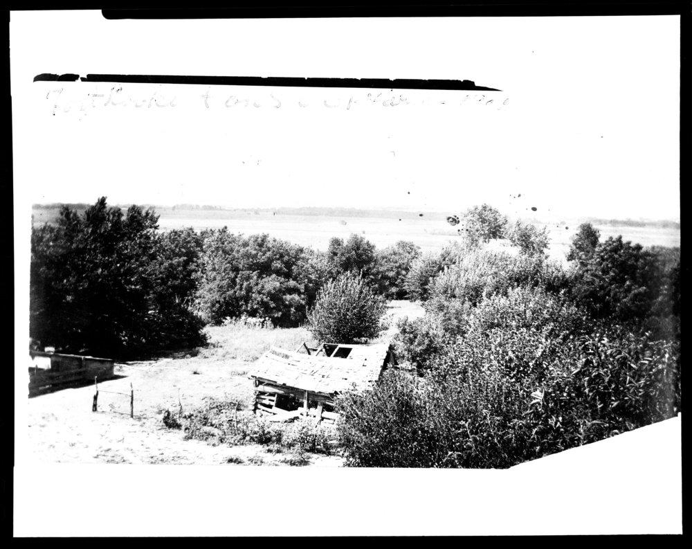 Kansas republic county agenda - Remains Of Fort Lookout Republic County Kansas