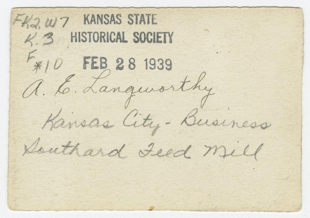 Southhard Feed Mill, Kansas City, Kansas - 2