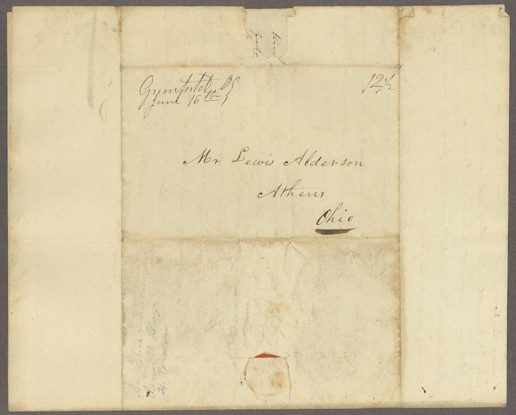 I. T. Irwin to Lewis Allen Alderson - 4