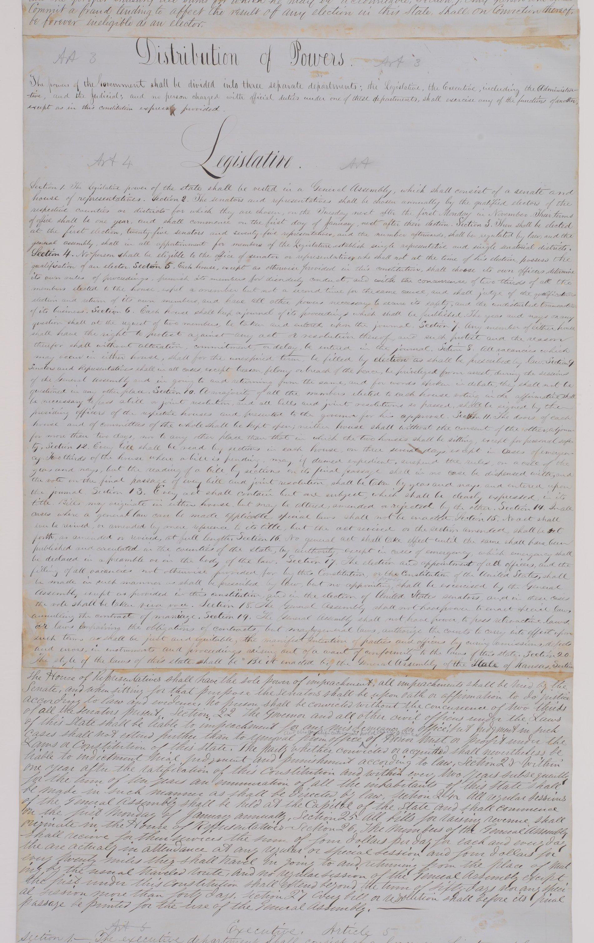 Leavenworth Constitution - 4