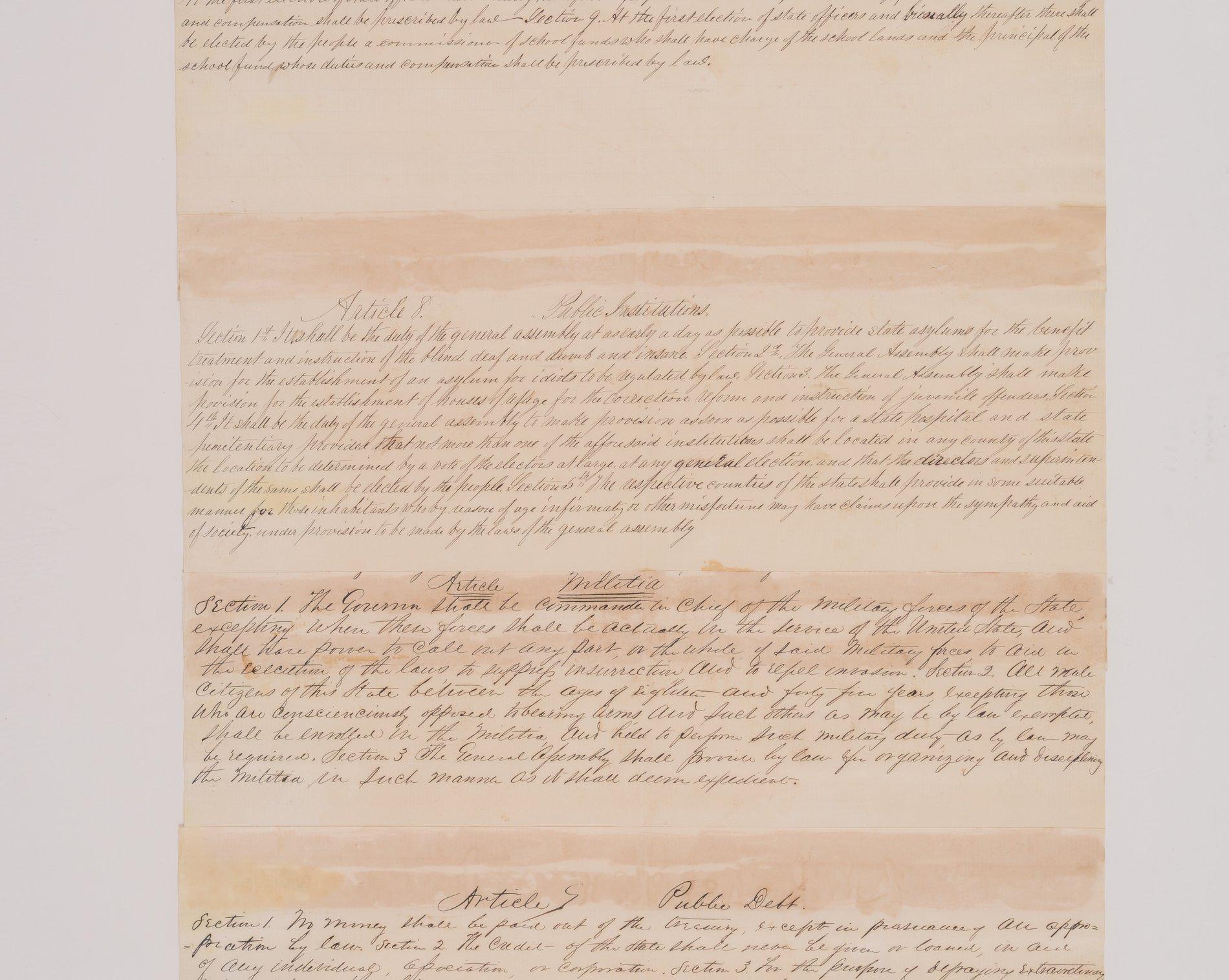 Leavenworth Constitution - 8