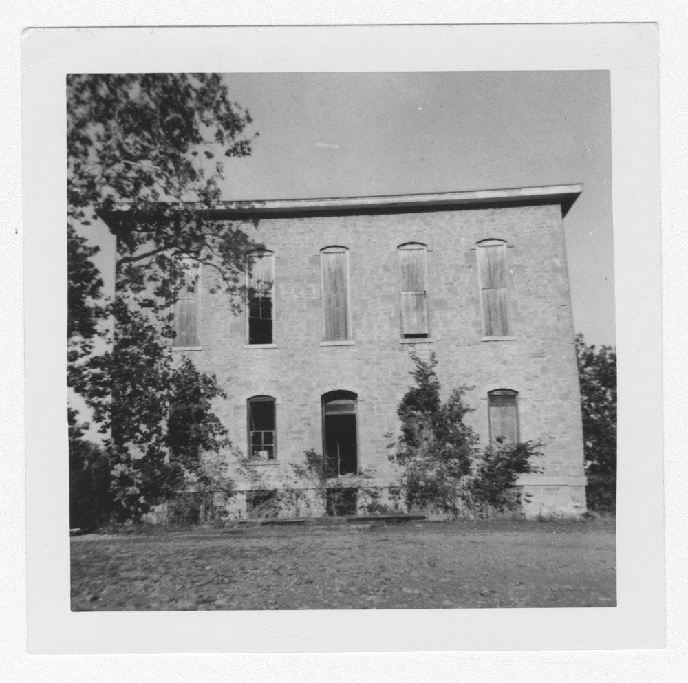 Several views of Lane University in Lecompton, Kansas - *34