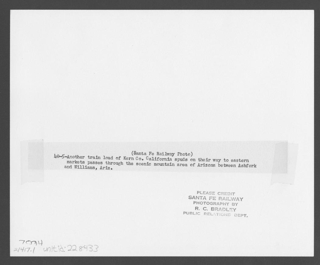 Atchison, Topeka & Santa Fe Railway Company's diesel engines - 2