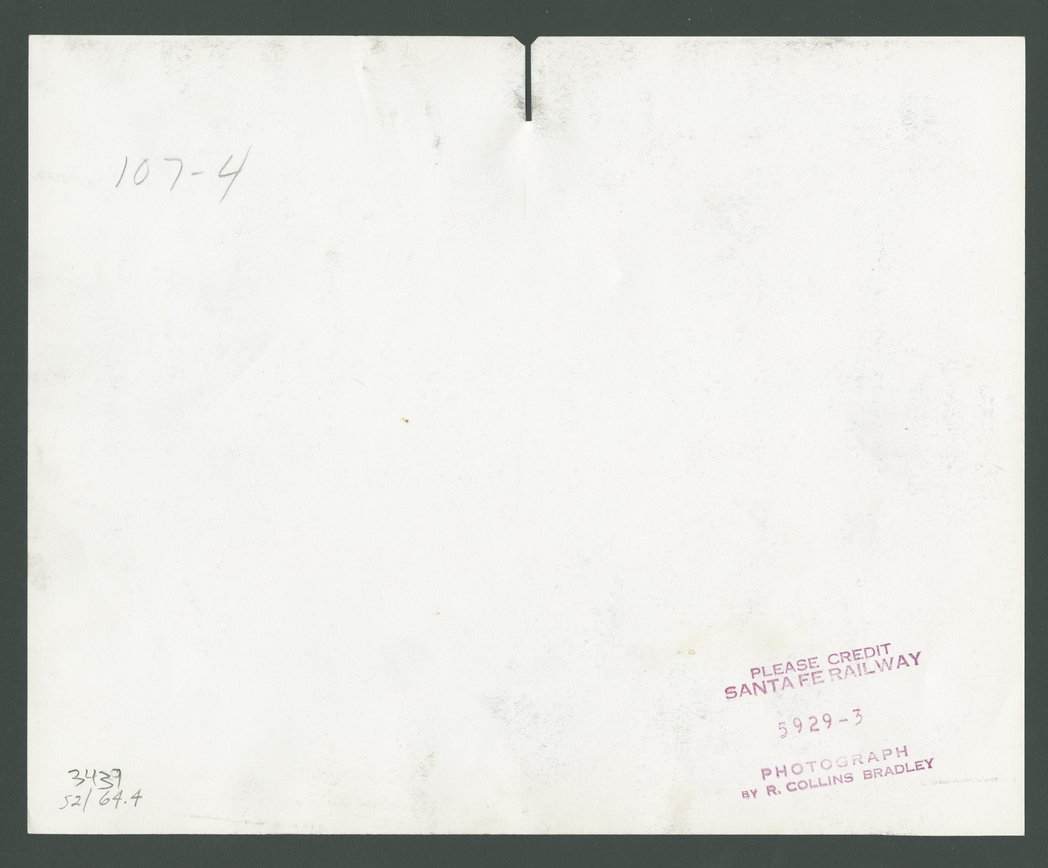 Atchison, Topeka & Santa Fe Railway Company employees - 2
