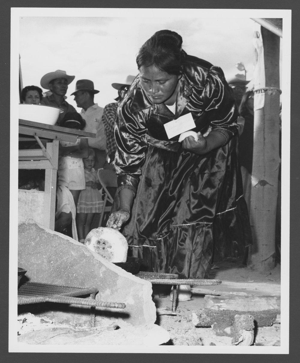 Navajo Tribal Fair, Window Rock, Arizona - 1